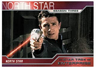 Phlox Made a Startling Discovery - Star Trek - Enterprise - Season Three (Trading Card) # 189 - Rittenhouse Archives - 200...