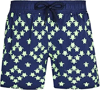 Vilebrequin - Boys - Swimwear Glow in The Dark Squad Turtles