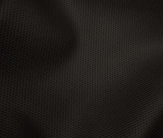 LUVFABRICS Black Diamond Perforated Commercial Marine Grade Upholstery Faux Vinyl Leather Fabric Per Yard Shipped Rolled