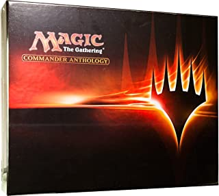 Commander Anthology Magic the Gathering MTG 2017
