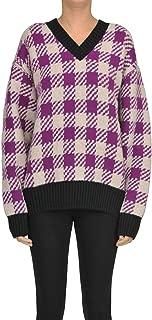 DRIES VAN NOTEN Luxury Fashion Womens MCGLMGP000006126I Purple Sweater | Season Outlet