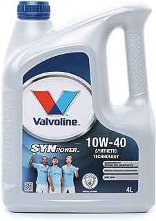 Valvoline Motoröl Motorenöl Motor Motoren Öl Motor Engine Oil Benzin Diesel SynPower 10W 40 4L