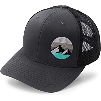 WUE Trucker Hat - Explore The Outdoors - Snapback Hats for Men
