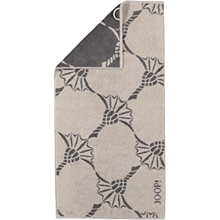 Joop! Handtuch Infinity Cornflower Zoom 1677 | 37 Sand - 50 x 100
