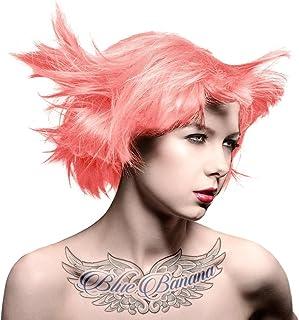 Manic Panic de Tish & Snooky's NYC, Inc. - Crema de color para el cabello semipermanente, tinte color Pretty Flamingo, (instrucciones en inglés)