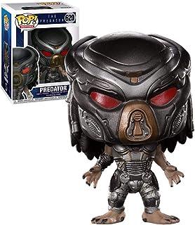 Funko Pop! Movies: The Predator - Predator w/ Chase, Action Figures - 31299