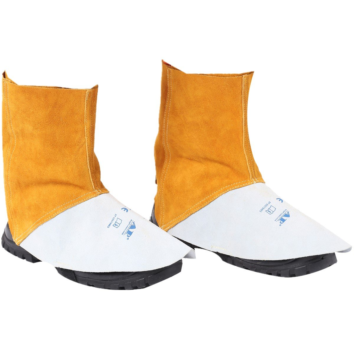 Welding Spats Safety Boot Flame Ranking TOP13 Cowhide Leather Resistant Direct sale of manufacturer Worki
