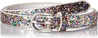 Carter's Toddler Girls Adjustable Multi Glitter Belt, 2-5...