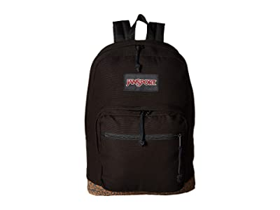 JanSport Right Pack Expressions (Leopard Boot) Backpack Bags