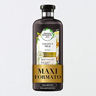 Herbal Essences Shampoo Latte di Cocco, Idrata i capelli secchi, in Collaborazione con i Giardini Botanici Reali di Kew - ...