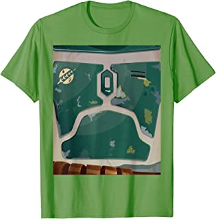 Star Wars Boba Fett Halloween Costume T-Shirt