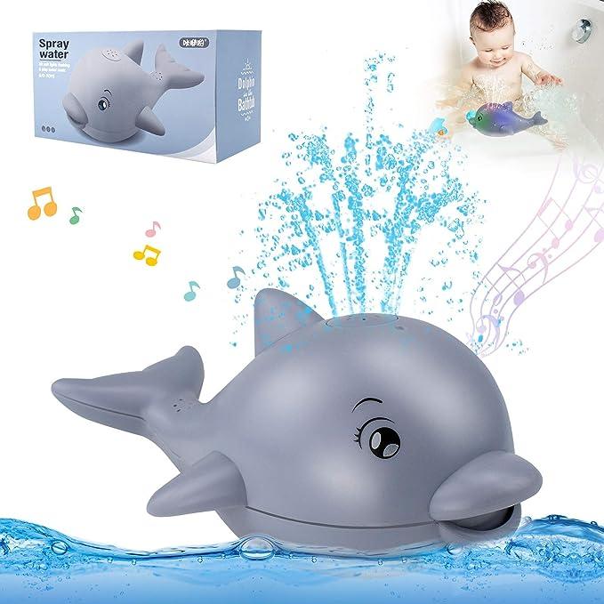 55 opinioni per HUSAN Giocattoli da Bagnetto per Bambini,Giochi per il Giocattolo delfino della