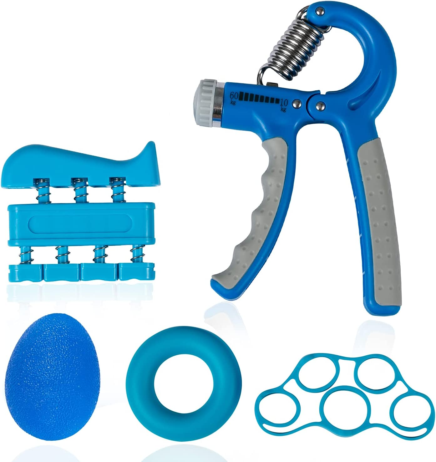 Miss CassieMiss Kiki Grip Strength Trainer Gr Outlet SALE Kit 5 Pack Hand Special sale item