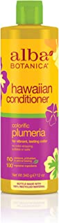 Alba Botanica Hawaiian Plumeria Conditioner, 12 oz
