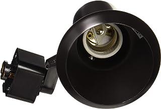 Juno Lighting Group R551 BL Light Head for Juno Trac-Lites, Black