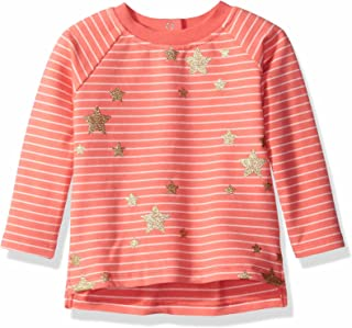 Rosie Pope Girls Baby Tee's & Sweater Tops