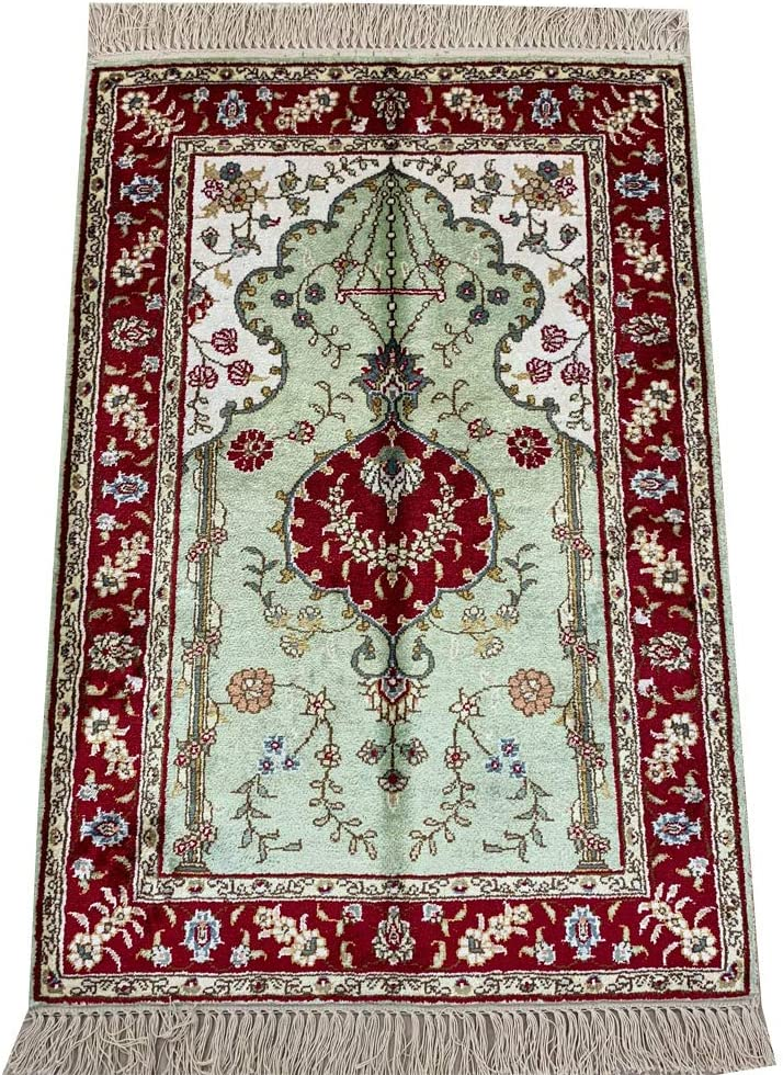 Yilong Free shipping / New 2'x3' Manufacturer OFFicial shop Vintage Silk Persian Oriental Ha Classic Tabriz Rug