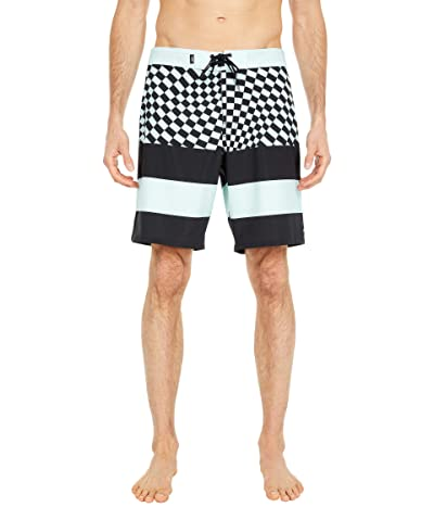 Vans Era Boardshorts 19 (Black/Bay) Men