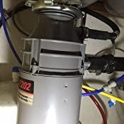 InSinkErator E202 Power Cord Included Evergrind 1//2 Hp Garbage Disposal
