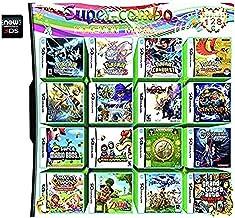 Juego 208 en 1 de Cartuchos múltiples para DS NDS NDSL NDSi 3DS 2DS XL