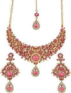 pink indian wedding