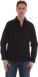 Whiskey & Oak Slim Fit Casual Button Down Shirt for Men