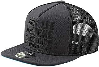 16e21887fa34c Troy Lee Designs Casquette Snapback Rc Cali New Era 9Fifty Bleu (Default,  Gris)