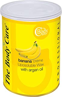 The Body Care Banana Liposoluble Wax, 700 g