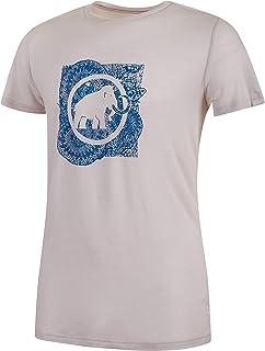 MAMMUT 猛犸象 男士 Alnasca T恤