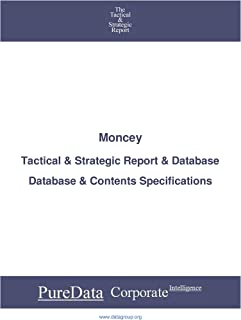 Moncey: Tactical & Strategic Database Specifications - Paris perspectives (Tactical & Strategic - France Book 5424)