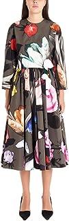 PRADA Luxury Fashion Womens P39M0RS1921VL4F0D65 Multicolor Dress | Fall Winter 19