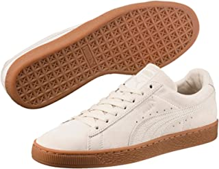 PUMA Unisex Adult's Suede Classic Natural Warmth Trainers, Beige