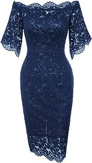 Best one shoulder lace wedding dress Reviews