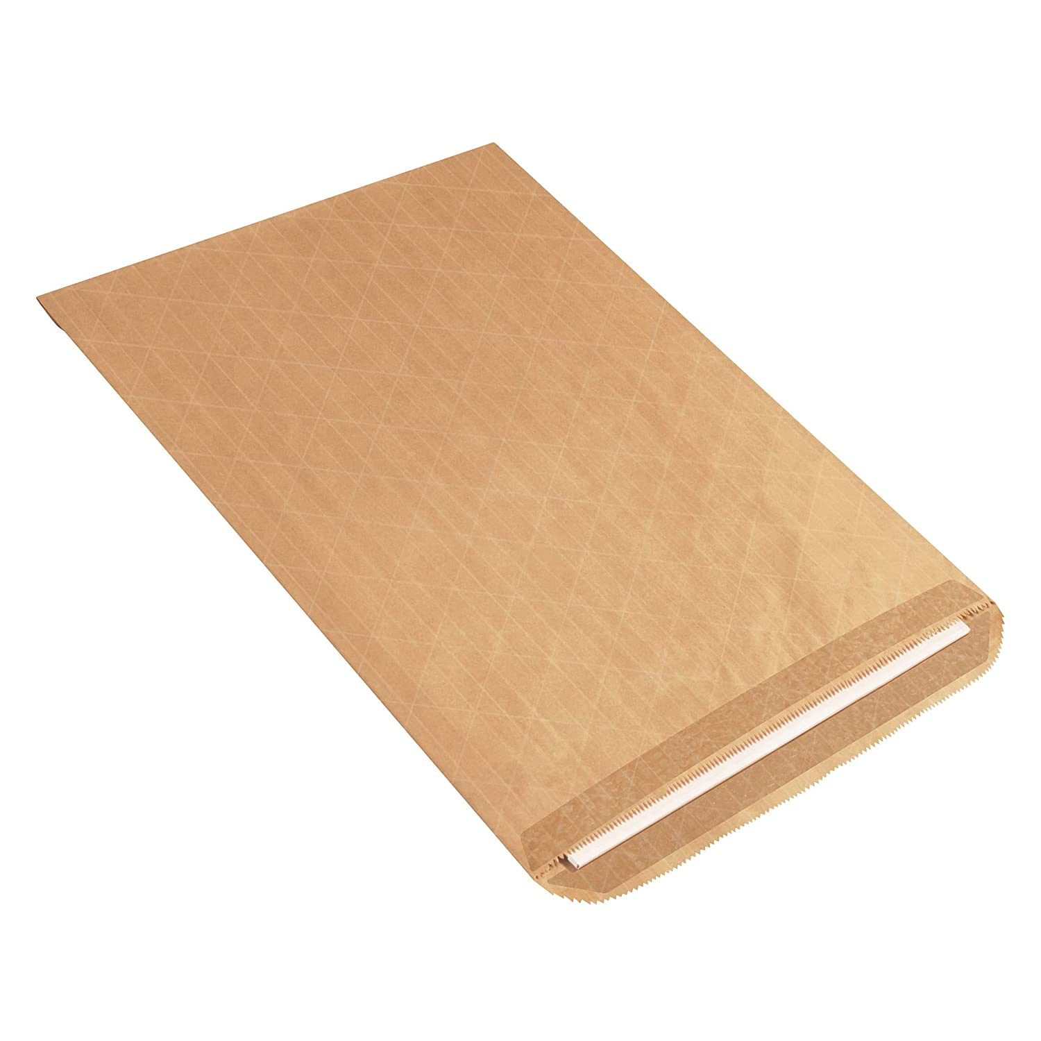 Kraft Brown Aviditi Heavy-Duty Self Seal Mailer Reinforced Nylon Fibers for Tear Resistance 14 1//2 x 20 7 for Shipping and Mailing Items That Dont Require Extra Padding Pack of 250