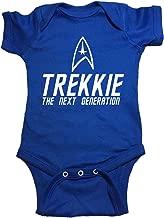 Star Trek One Piece Trekkie The Next Generation Baby Bodysuit