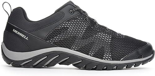 Merrell Chaussures de randonnée Rapidbow - Noir Bleu - Taille 40 - Homme