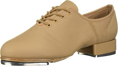 Leo Women's Jazz Tap Split Sole Tap Dance Shoe