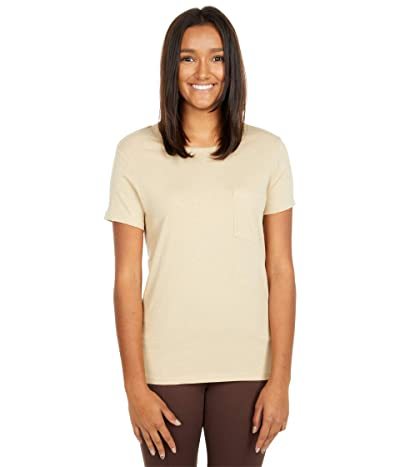 Toad&Co Primo Short Sleeve Crew (Chai) Women
