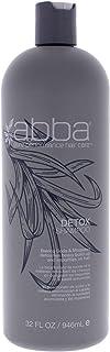 ABBA - Pure Detox Shampoo - Baking Soda & Mol - Detoxifies Heavy Build Up and Impurities - Restores Natural Softness & Ori...