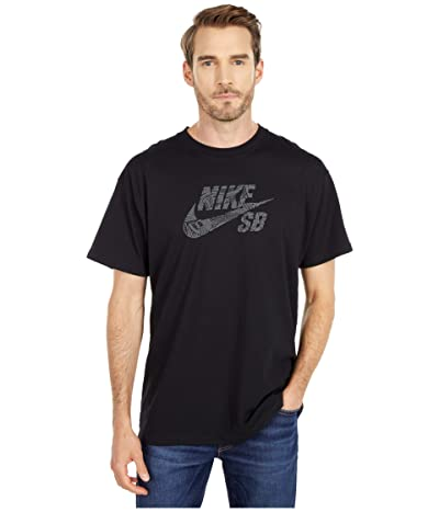 Nike SB SB Tee Boro Logo (Black/Anthracite) Men