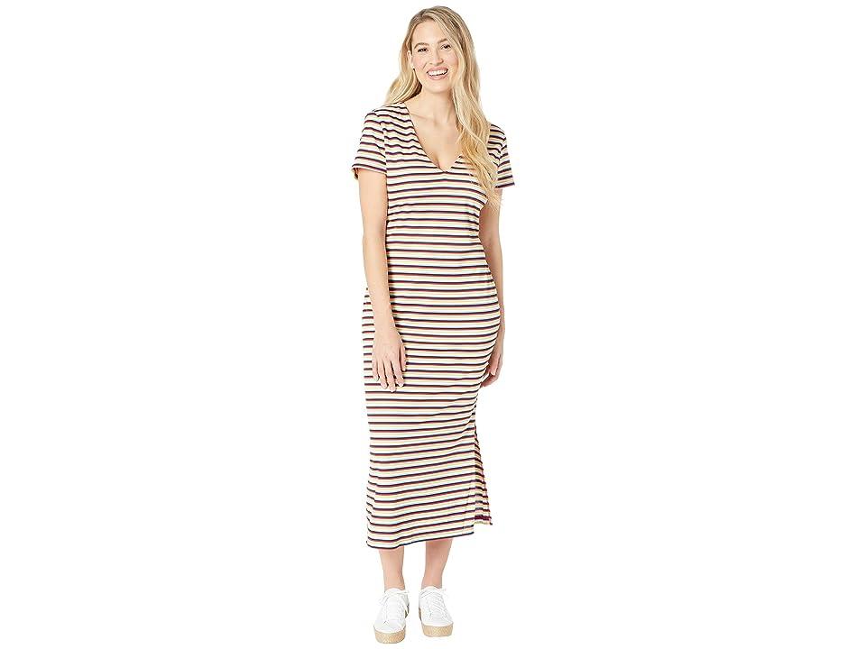 Juicy Couture Multicolor Stripe Dress (Multi Malibu Stripe) Women