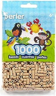 Perler Beads 1000/Pkg-Tan