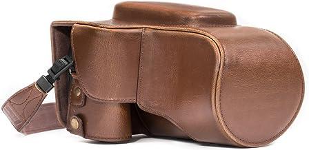 MegaGear MG979 Estuche para cámara fotográfica - Funda (Funda, Nikon, Coolpix P900, Coolpix P900S, Marrón)
