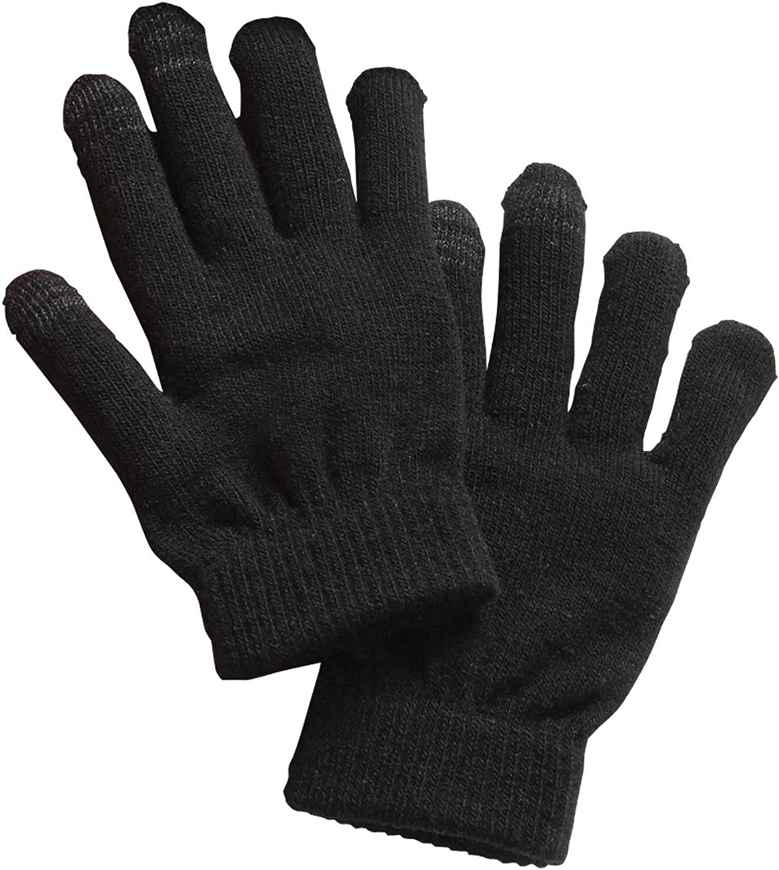 Sport-Tek Spectator Gloves - Black - Large/X-Large