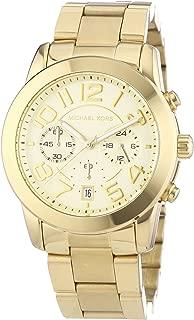 Michael Kors MK5726 Ladies Chronograph Gold Watch