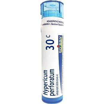 Boiron Hypericum Perforatum 30C, 80 Pellets, Homeopathic Medicine for Nerve Pain