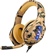 Tyuobox Gaming Headset for PS4, PC, Xbox One Controller,...
