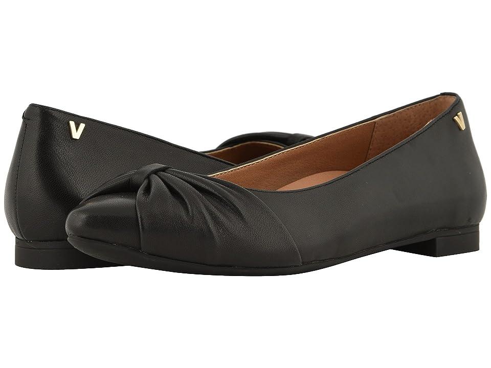 VIONIC Gramercy (Black Leather) Women