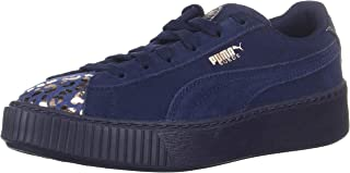 PUMA Suede Platform Kids Unisex Kids Sneaker