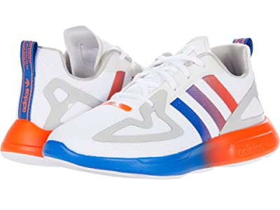 adidas Originals Kids ZX 2K Flux C (Little Kid) Girls Shoes